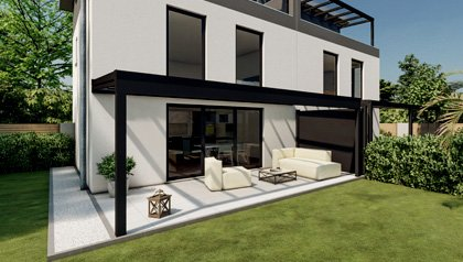 KD Terrassenüberdachungen