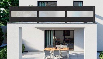 Geländer Design Individuell